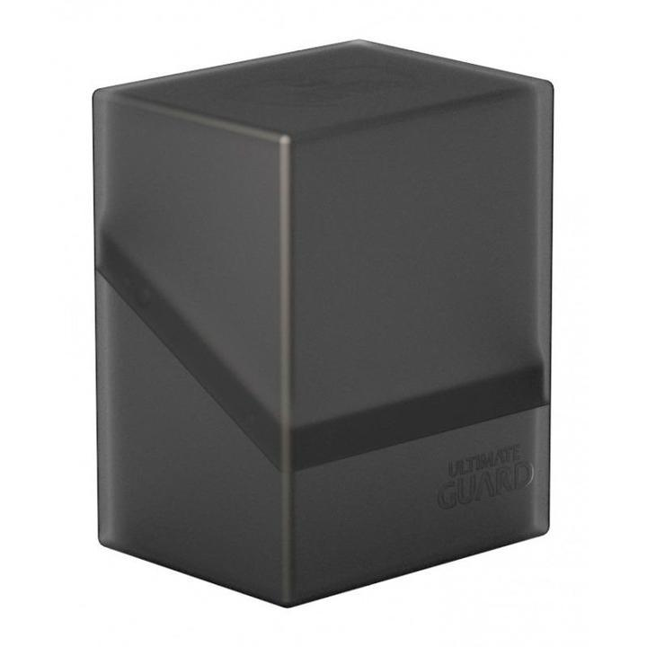 Ultimate Guard: Boulder 80+ Deck Box - Onyx (Black)