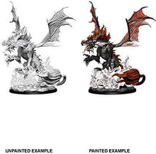 Load image into Gallery viewer, D&D Nolzur's Marvelous Miniatures: Nightmare Dragon - Wave 12 Unpainted (WZK90095)