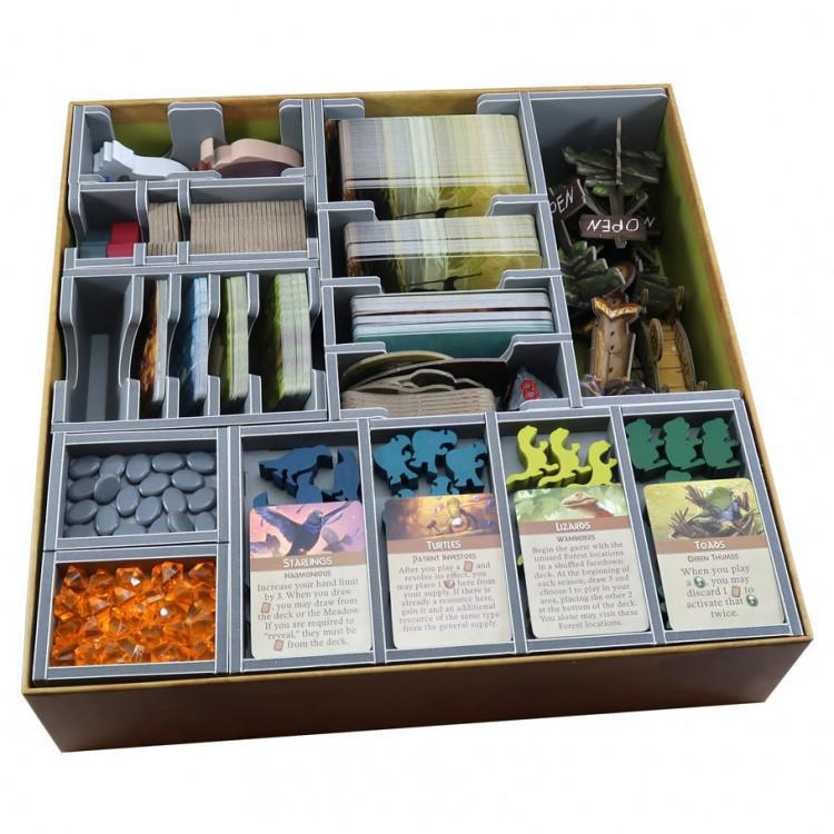Everdell & Expansions: Box Insert