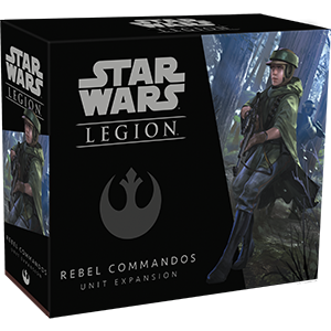 Star Wars Legion - Rebel Alliance - Rebel Commandos