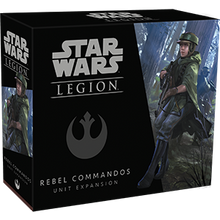 Load image into Gallery viewer, Star Wars Legion - Rebel Alliance - Rebel Commandos