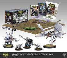 Load image into Gallery viewer, Hordes: Legion Of Everblight - Battlegroup Box Starter Set (Plastic)