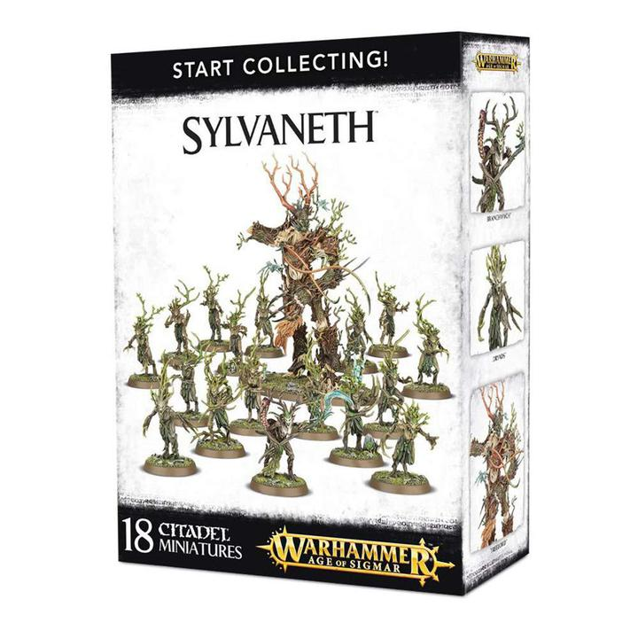 Games Workshop: Age of Sigmar - Start Collecting! Sylvaneth