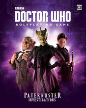 Load image into Gallery viewer, Doctor Who RPG - Paternoster Investigations