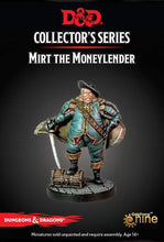 Load image into Gallery viewer, D&D Collector's Series Miniatures - Mirt Moneylender - Unpainted