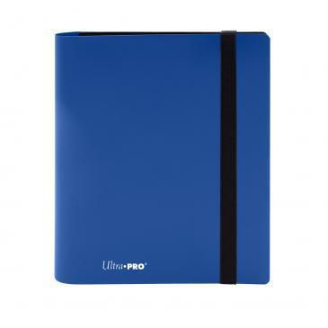 Ultra Pro: 4-Pocket Portfolio Binder - Pacific Blue