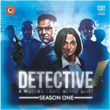 Load image into Gallery viewer, Detective: Season One