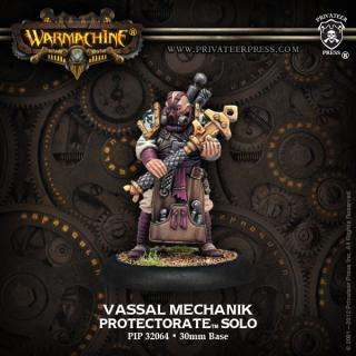 Warmachine: Protectorate - Vassal Mechanik