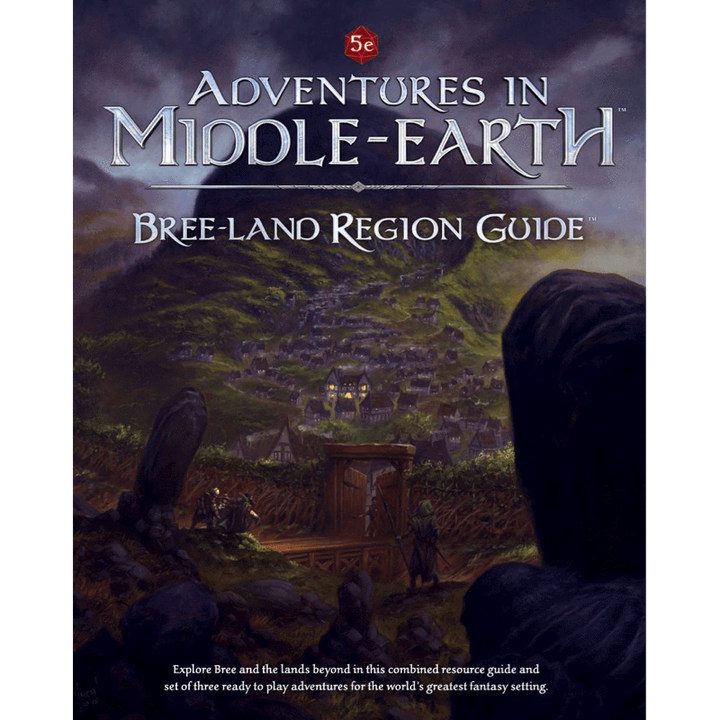 Adventures in Middle-Earth: Breeland Region Guide