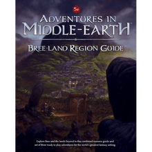Load image into Gallery viewer, Adventures in Middle-Earth: Breeland Region Guide