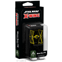 Load image into Gallery viewer, Star Wars X-Wing Miniature Game - Mining Guild TIE Expansion - Star Wars X-Wing 2nd Ed