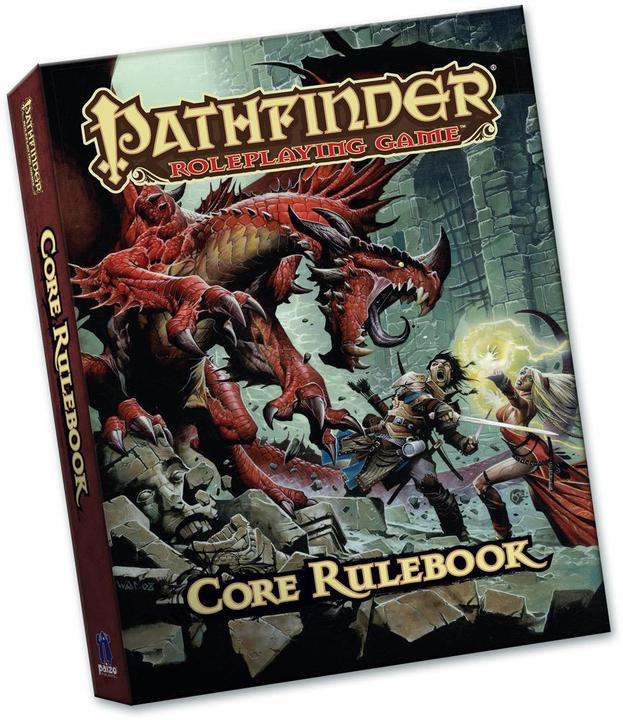 Pathfinder RPG: Core Rulebook Pocket Edition