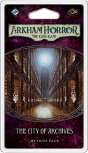 Load image into Gallery viewer, Arkham Horror LCG: The City of Archives - Mythos Pack