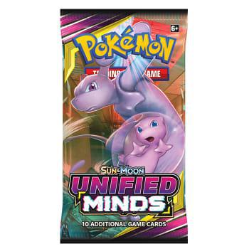 Pokemon TCG: Unified Minds - Booster Pack