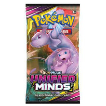 Load image into Gallery viewer, Pokemon TCG: Unified Minds - Booster Pack