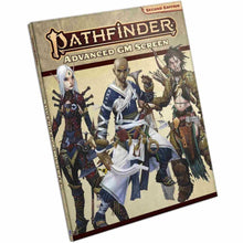 Load image into Gallery viewer, Pathfinder RPG: Second Edition - Advanced GM Screen
