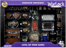 Load image into Gallery viewer, WizKids: Warlock Tiles - Dungeon Dressings