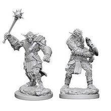 Load image into Gallery viewer, D&D Nolzur's Marvelous Miniatures - Bugbears - Unpainted (WZK72562)