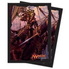 Load image into Gallery viewer, Ultra Pro: Deck Protector Sleeves - Ixalan 'Vraska' (80)