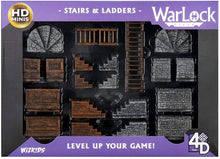 Load image into Gallery viewer, WizKids: Warlock Tiles - Stairs & Ladders