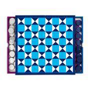 Backgammon and Checkers: 2-in-1 Travel Game Set - Jonathan Adler