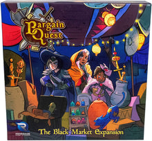 Load image into Gallery viewer, Bargain Quest: The Black Market Expansion