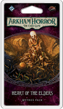 Load image into Gallery viewer, Arkham Horror LCG: Heart of the Elders - Mythos Pack