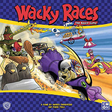 Load image into Gallery viewer, Wacky Races: The Board Game