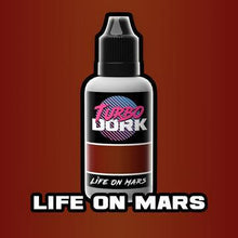 Load image into Gallery viewer, Turbo Dork: Metallic Acrylic Paint- Life On Mars (20ml)