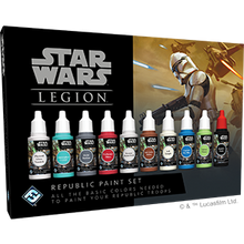 Load image into Gallery viewer, Star Wars Legion: Republic Paint Set