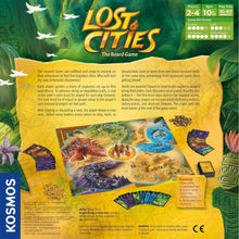 Load image into Gallery viewer, Lost Cities: The Board Game