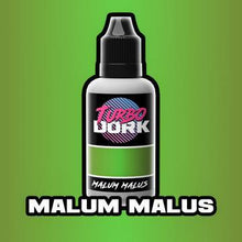 Load image into Gallery viewer, Turbo Dork: Metallic Acrylic Paint- Malum Malus (20ml)