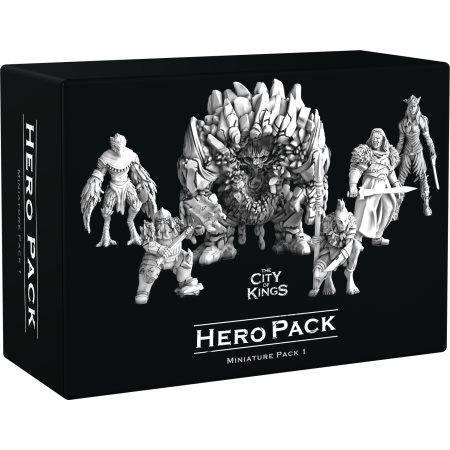 The City of Kings - Hero Pack Expansion