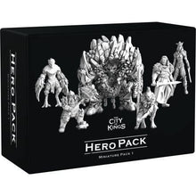 Load image into Gallery viewer, The City of Kings - Hero Pack Expansion