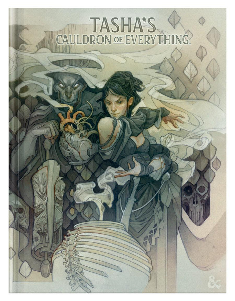 Dungeons & Dragons: Tasha's Cauldron of Everything - Alternate Cover