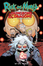 Load image into Gallery viewer, Rick and Morty VS D&D: Volume 02 - Painscape Trade Paperback