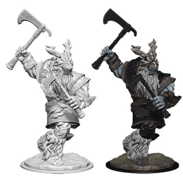 D&D Nolzur's Marvelous Miniatures - Frost Giant Male - Unpainted (WZK73397)