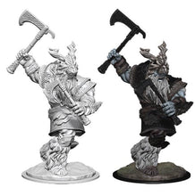 Load image into Gallery viewer, D&D Nolzur's Marvelous Miniatures - Frost Giant Male - Unpainted (WZK73397)