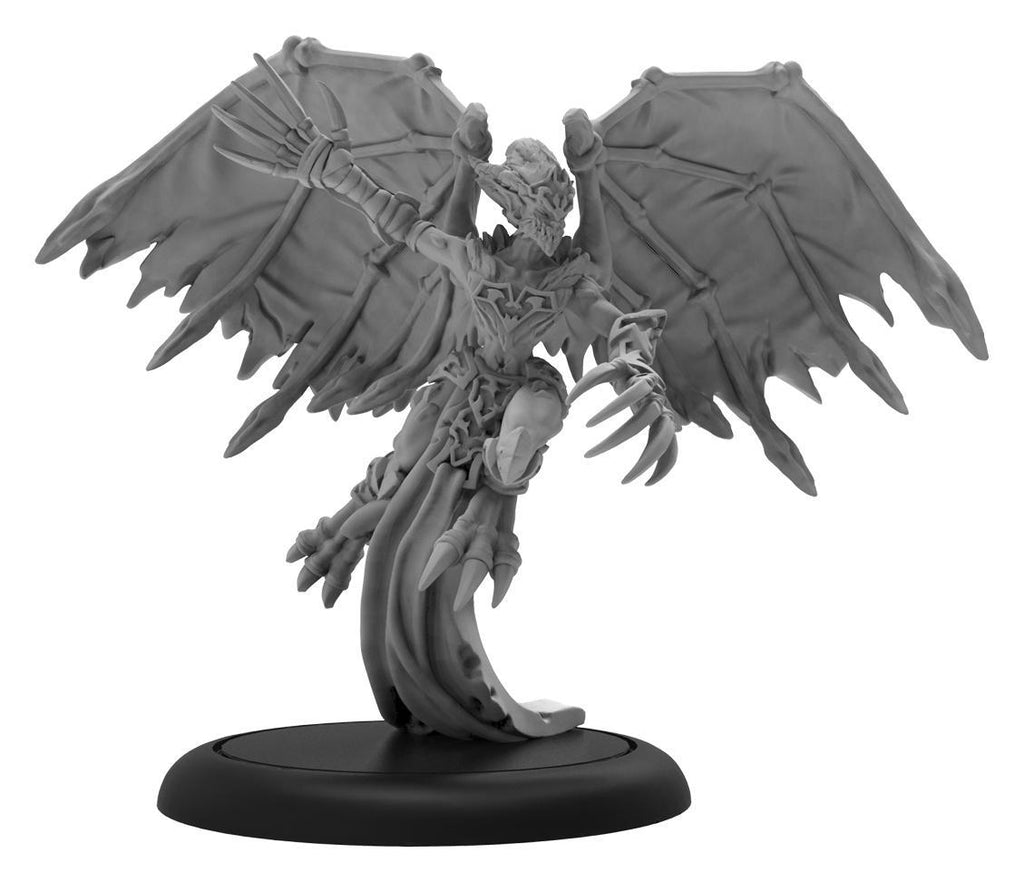 Hordes: Legion of Everblight - Blight Archon (Resin and Metal)