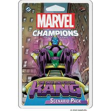 Load image into Gallery viewer, Marvel Champions LCG: The Once and Future Kang Scenario Pack