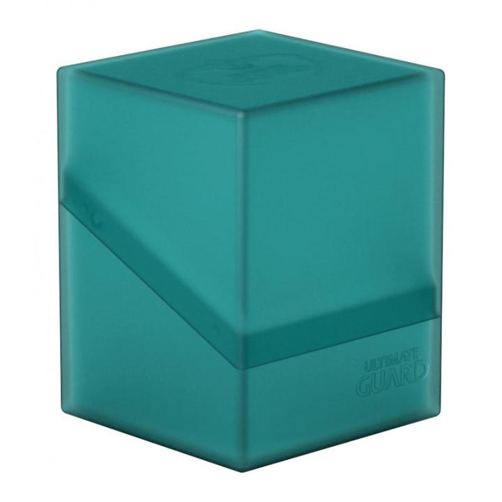 Ultimate Guard: Boulder 100+ Deck Box - Malachite (Aqua)