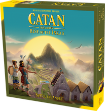Load image into Gallery viewer, Catan Histories - Rise of the Inkas