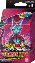 Load image into Gallery viewer, Dragon Ball Super: Unison Warriors Series 3 - Ultimate Deck