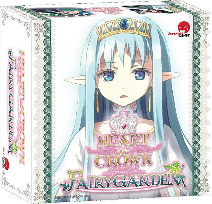 Heart of Crown - Fairy Garden Expansion