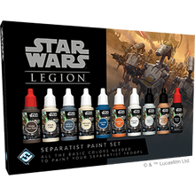 Load image into Gallery viewer, Star Wars Legion: Separatist Paint Set