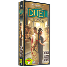 Load image into Gallery viewer, 7 Wonders: Duel - Agora Expansion