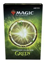 Load image into Gallery viewer, Magic the Gathering: Commander Collection - Green