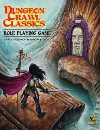 Dungeon Crawl Classics RPG: 7th Printing Rulebook