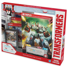 Load image into Gallery viewer, Transformers TCG: Metroplex Deck