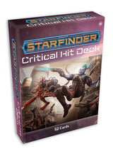 Load image into Gallery viewer, Starfinder RPG: Critical Hit Deck